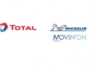 Total and Michelin Join Forces to Launch a worldwide Road Safety Education Program Targeting