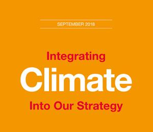 2018 climate report