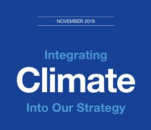 Our 2019 climat report