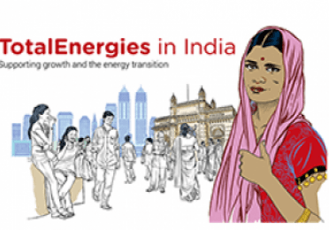 TotalEnergies in India - Our Activities in India: Supporting the Energy Transition